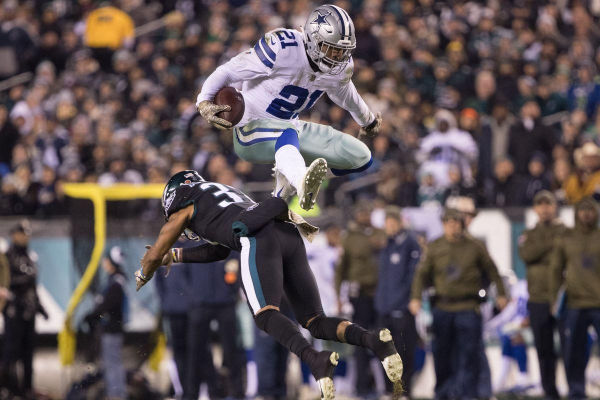 Featured Weekend Betting Pick: Philadelphia Eagles at Dallas Cowboys