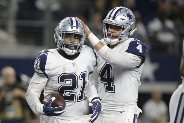 NFL Wildcard Betting Pick: Seattle Seahawks at Dallas Cowboys