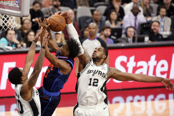 San Antonio Spurs at Philadelphia 76ers Betting Pick