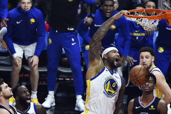 Golden State Warriors at Washington Wizards Betting Preview
