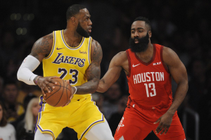 Rockets vs. Lakers Betting Preview