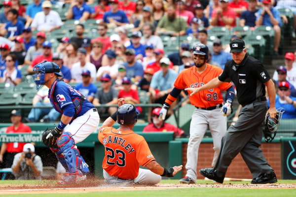 Rangers @ Astros Betting Preview