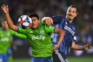 Seattle Sounders vs. LA Galaxy MLS Preview