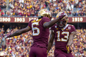 Minnesota Golden Gophers vs. Maryland Terrapins Betting Preview