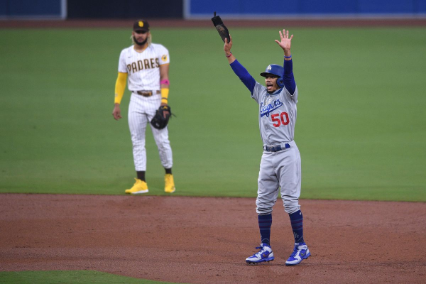 Los Angeles Dodgers vs. San Diego Padres Game 3