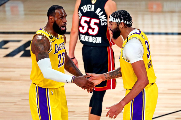 NBA Finals Game 2 Preview: Heat vs. Lakers