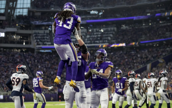 Vikings Come from Behind for Huge NFC Win