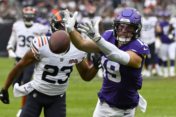 Diggs, Vikings Fighting; Is Zimmer Era Nearing an End?