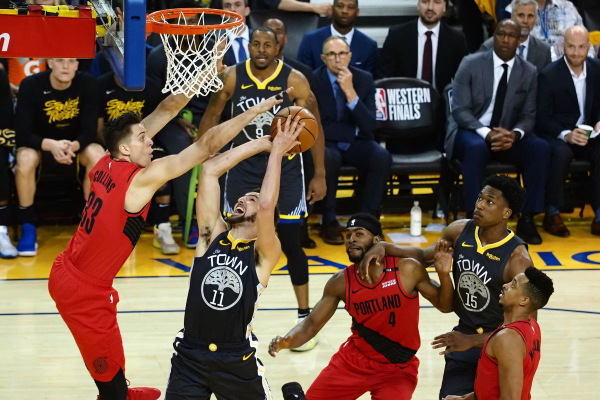 Golden State Warriors at Portland Trail Blazers Game 4 Betting Preview