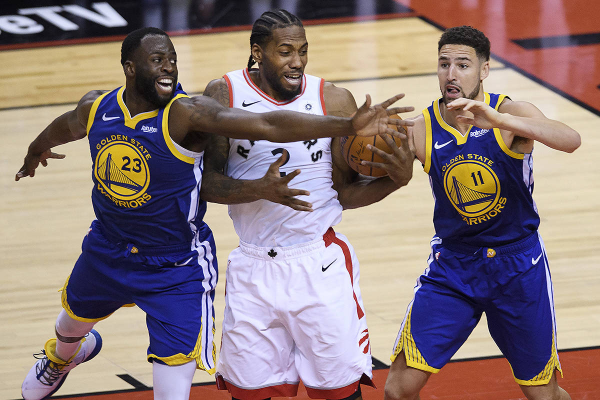 Warriors Battle Back and Take Control — Is It Over for Toronto?