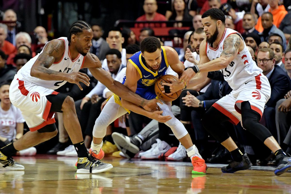 NBA Finals Game 3: Lines on the Move