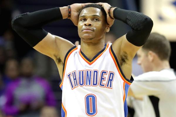 What Does the Future for Westbrook, Oklahoma City Look Like Without George?
