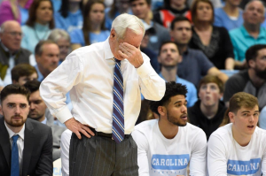 Tar Heels Lose at Home Again; Can Roy Rally The Troops To NCAA Tournament?