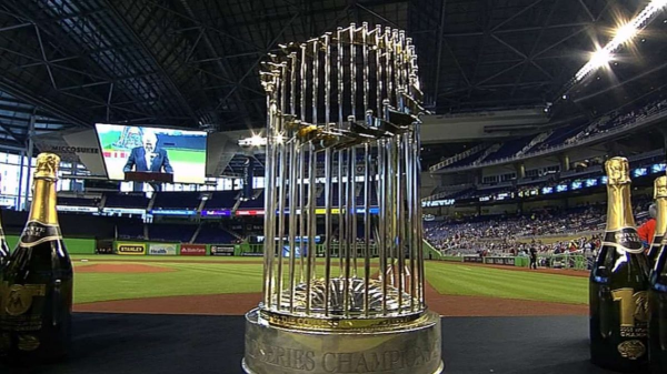 Odds to Win 2021 World Series