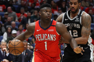 Zion Doesn't Disappoint In Pelicans Debut